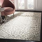 Safavieh NBL691-7680-5 Teppich, Seide, hellblau, 154 x 228 x 0.63 cm