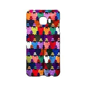 G-STAR Designer Printed Back case cover for Samsung Galaxy C5 - G0792