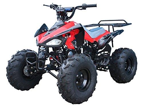 Quad Speedy 110cc 8'rojo