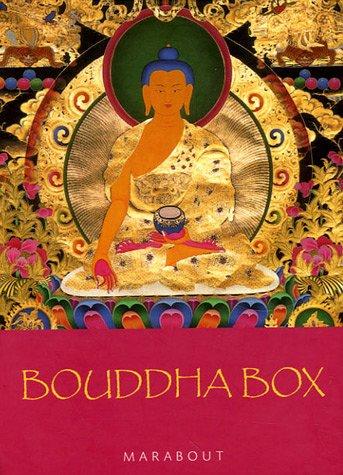 Bouddha Box : Le livre de Bouddha + 45 cartes de mantras