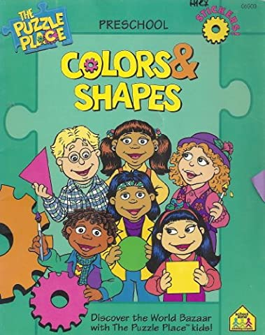 Colors and Shapes (Puzzle Place