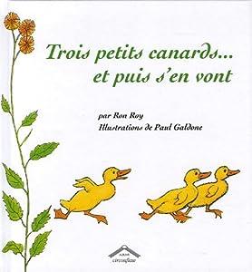 """Afficher """"Trois petits canards, et puis s'en vont"""""""