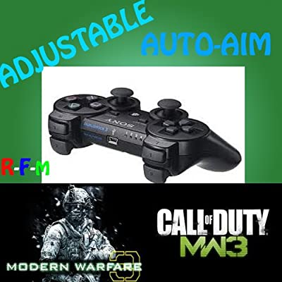 Playstation 3 , 7 Mode Rapid Fire Controller