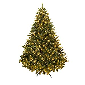 YOUKE Árbol de Navidad Artificial