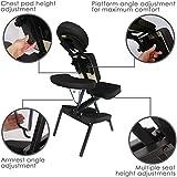 Earthlite Chaise de Massage Elément Portable Package Nt
