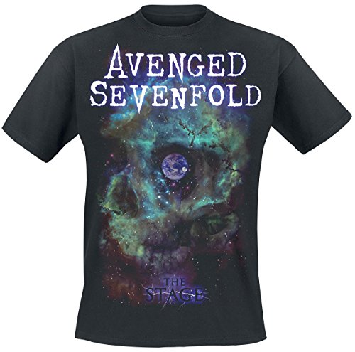 Avenged Sevenfold -  T-shirt - Uomo Black X-Large