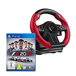Speedlink Trailblazer Racing Wheel Gaming Lenkrad, schwarz