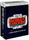 Robot Chicken - Star Wars - Episodes I et II et III - Coffret DVD