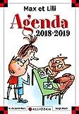 Agenda Max et Lili 2018-2019