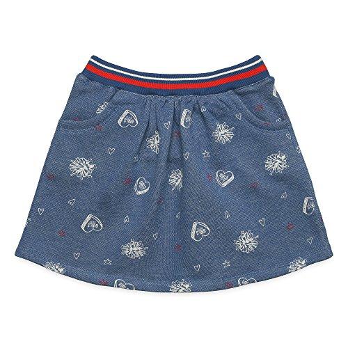 ESPRIT KIDS Mädchen RM2702308 Rock, Blau (Marine Blue 446), 92