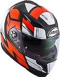 Suomy KSHA0008.5 Casco Moto, Multicolore, L
