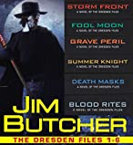 The Dresden Files Collection 1-6 (The Dresden Files Box-Set)