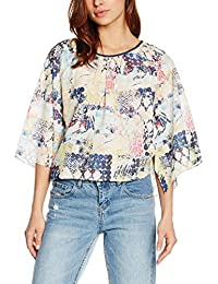 Great Plains Damen Bluse Lesotho Drape Sleeve Blouse