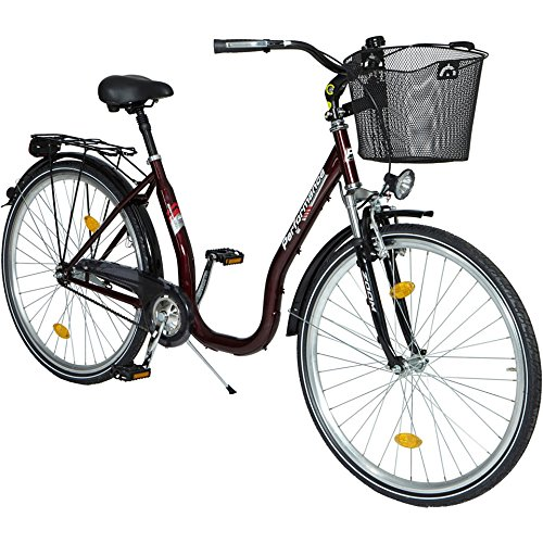 PERFORMANCE CITY BIKE X PARA PRINCIPIANTES 66 04 CM  71 12 CM 66 04 CM  44 CM