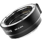 Adaptateur de Canon EF et EF-S à EOS M - Meike MK-C-AF4
