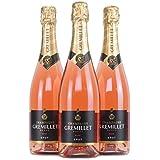 Champagne Gremillet Brut Rose