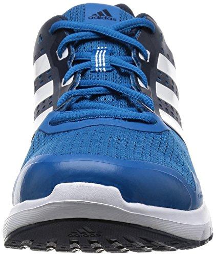 buy popular 59519 8c2b9 ... collegiate White Duramo 7 Blue Blu Scarpe Adidas Da Corsa Uomo ftwr  unity F16 Navy Z7qdRxPnd ...