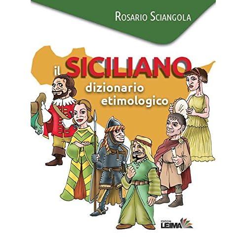 Il Siciliano. Dizionario Etimologico: Le Mani