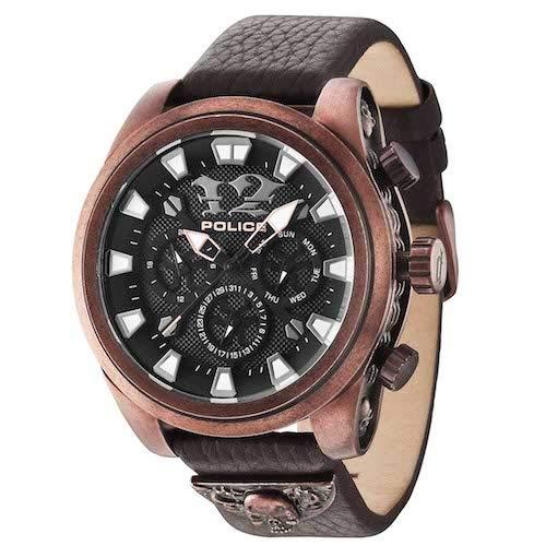 Montres bracelet - Homme - Police - 14473JSQBZ/02