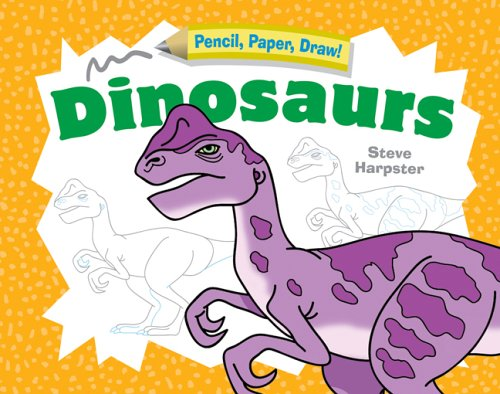 Dinosaurs (Pencil, Paper, Draw!)