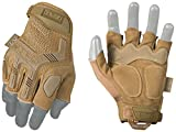 MechanixM-Pact Coyote Fingerlose Handschuhe, Größe: M, Braun