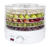 Teesa TSA3030 Dörrautomat für Pilze, Obst und Gemüse