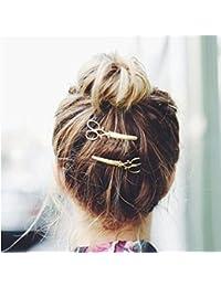 Accesorios para el Pelo Oyedens 1PC pinza de pelo de los accesorios del pelo Celada