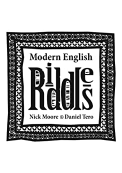 Modern English Riddles by [Moore, Nick]
