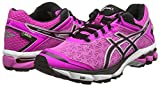 Asics Gt-1000 4 G-tx, Damen Laufschuhe, Pink (pink Glow/onyx/royal Burgundy 3599), 37 EU Test