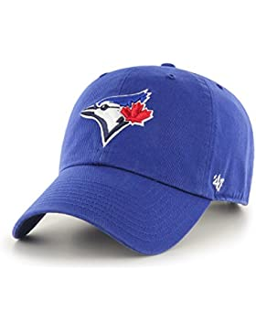 '47 Toronto Blue Jays Brand MLB Clean Adjustable Up-Sombrero Royal Blue Hat