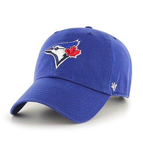 47 Brand Toronto Blue Jays Clean Up Cap - Blau Royal