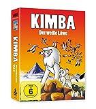 Kimba - Der weiße Löwe - Box 1 [5 DVDs]