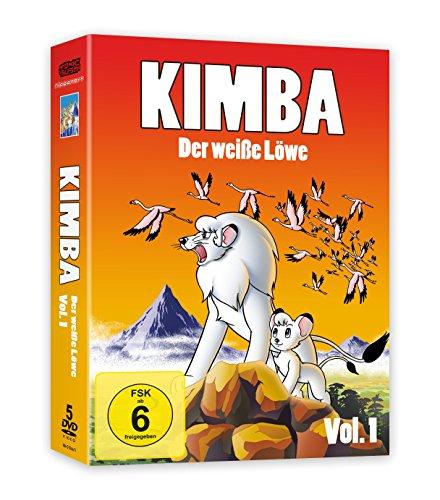 Box 1 (5 DVDs)