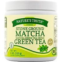 Nature's Truth Stone Ground Matcha Green Tea Drink Powder, 4 Fluid Ounce by Nature's Truth preisvergleich bei billige-tabletten.eu