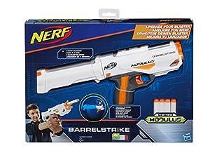 Nerf - Modulus Pistola dardo Stockshot, 26 cm (Hasbro C0389EU40)