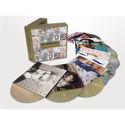 The Complete Studio Albums [1983-2008]