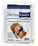 CPAP Strap Covers, Soft Comfort Cushion Pads | Cheek Pillows by RespLabs Medical