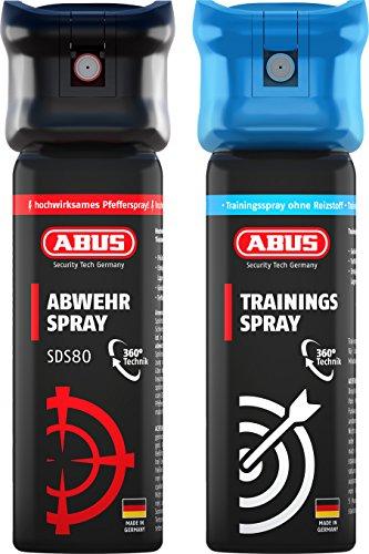 ABUS Abwehrspray SDS80 + Trainingsspray