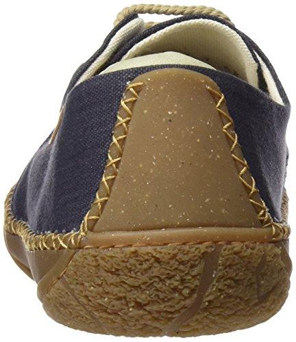 El Naturalista N5380, Sneakers Basses Homme Bleu (Ocean)