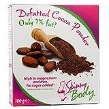Skinny Body hoch entölt Kakao nur 1% Fett (100 GR)