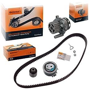 Continental Contitech CT1028WP4 Pompe à eau + kit de courroie de distribution