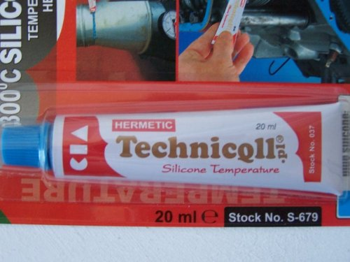 blue-high-temperature-silicone-adhesive-sealant-20ml-heat-resistant-300c-new