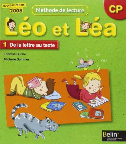 Nouveau Léo et Lea - Pack Lecture Cp1/2