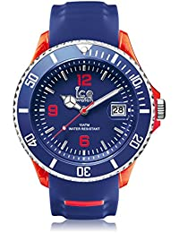 Ice-Watch Sporty Herrenuhr Analog Quarz mit Silikonarmband - 001330