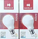 Havells Adore 5W LED Bulb (2 Pcs)