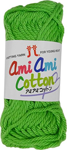 32 Spalte (Hamanaka Ami Ami Cotton 25g 32m Spalte 2 5 Kugel-Set)