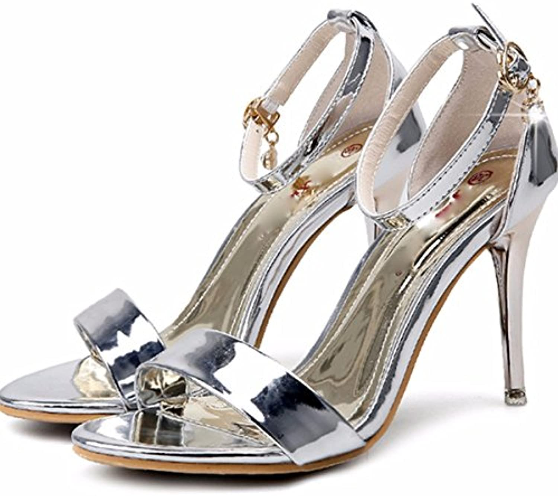EKS - Zapatos de tacón fino Mujer -
