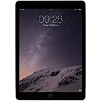 "Apple iPad Air 2, 9,7"" mit WiFi, 128 GB, 2014, Space Grau"