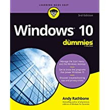 Windows 10 For Dummies, 3rd Edition (For Dummies (Computer/Tech))