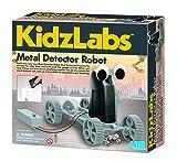 Great Gizmos Metal Detektor Roboter zum selber bauen